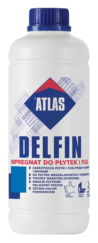 """Пропитка для защиты швов Atlas""""Delfin"""""""