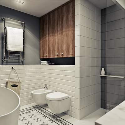 укладка плитки в ванной спб цены